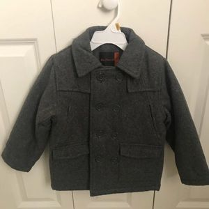 Boys Wool Coat